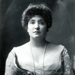 Author Nellie Melba