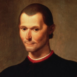 Author Niccolo Machiavelli