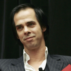 Author Nick Cave