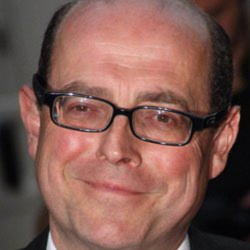 Author Nick Robinson