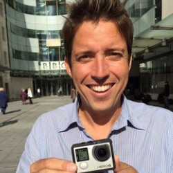 Author Nick Woodman