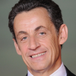 Author Nicolas Sarkozy