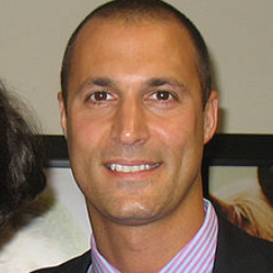 Author Nigel Barker