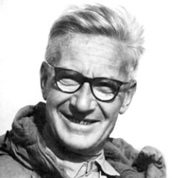 Author Nikolaas Tinbergen