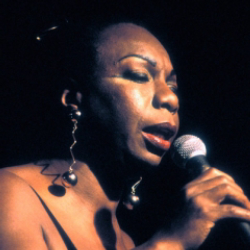 Author Nina Simone