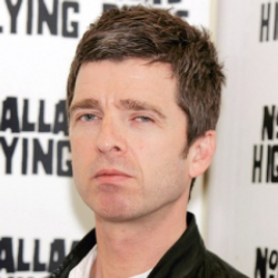 Author Noel Gallagher