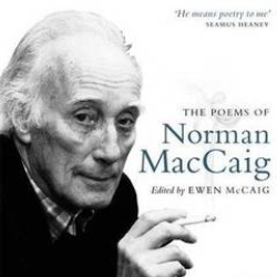 Author Norman MacCaig
