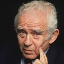 Author Norman Mailer