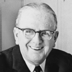 Author Norman Vincent Peale