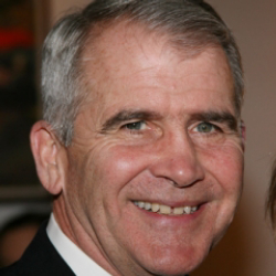 Author Oliver North