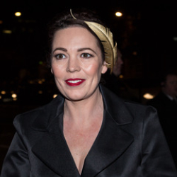Author Olivia Colman