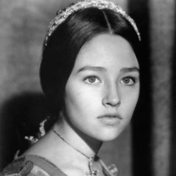 Author Olivia Hussey