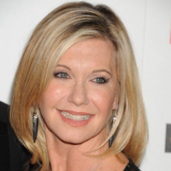 Author Olivia Newton-John