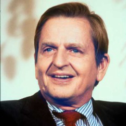Author Olof Palme