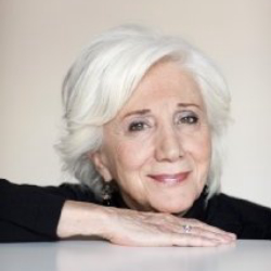 Author Olympia Dukakis