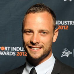 Author Oscar Pistorius