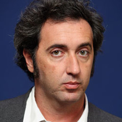 Author Paolo Sorrentino