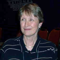 Author Patricia Ireland