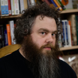 Author Patrick Rothfuss