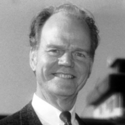 Author Paul Harvey