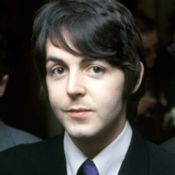 Author Paul McCartney