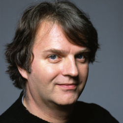 Author Paul Merton