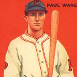 Author Paul Waner