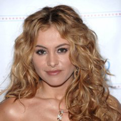 Author Paulina Rubio