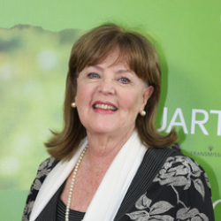 Author Pauline Collins