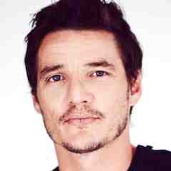 Author Pedro Pascal