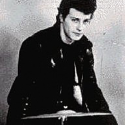 Author Pete Best