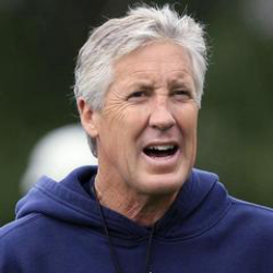 Author Pete Carroll