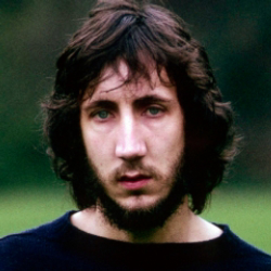 Author Pete Townshend