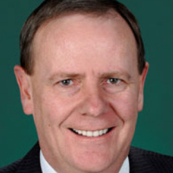 Author Peter Costello