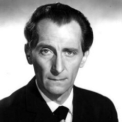 Author Peter Cushing