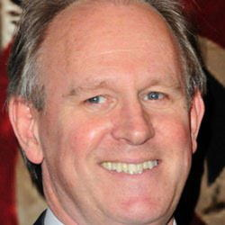 Author Peter Davison