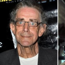 Author Peter Mayhew