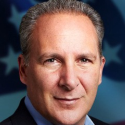 Author Peter Schiff