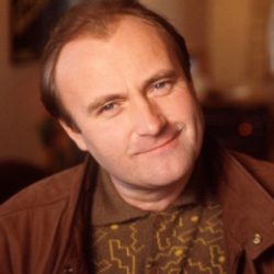 Author Phil Collins