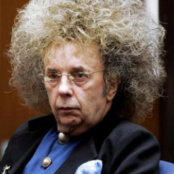 Author Phil Spector