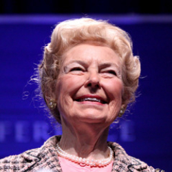Author Phyllis Schlafly