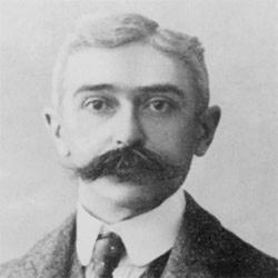 Author Pierre Coubertin