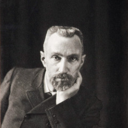 Author Pierre Curie