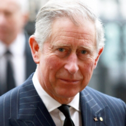 Author Prince Charles