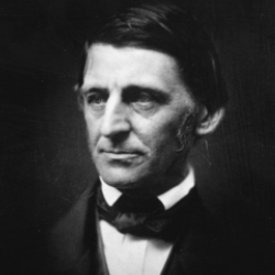 Author Ralph Waldo Emerson