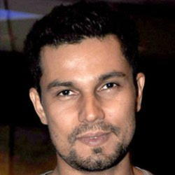 Author Randeep Hooda