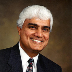 Author Ravi Zacharias