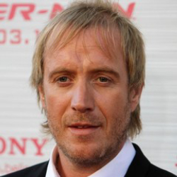Author Rhys Ifans