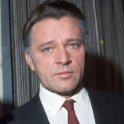 Author Richard Burton