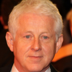 Author Richard Curtis